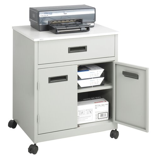 Machine Stand with Pullout Drawer