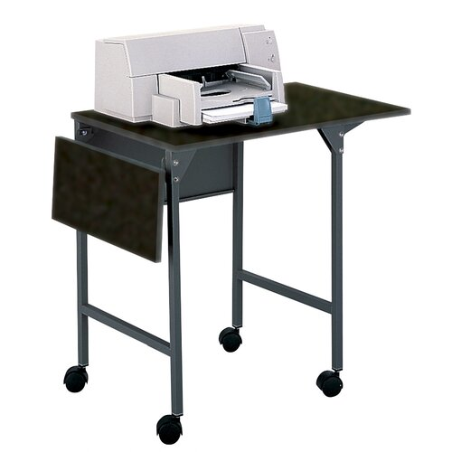 Safco Products Company Machine Stand with Drop Leaves
