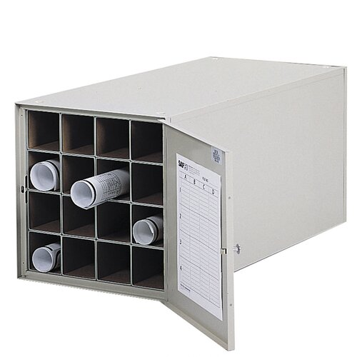 Safco Products Company Roll File Filing Box