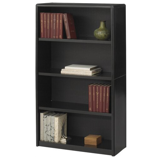 """Safco Products Company Value Mate Series 54"""" Bookcase"""