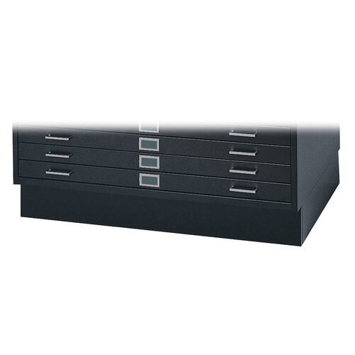 Safco Products Company Quick Ship Flat File Base