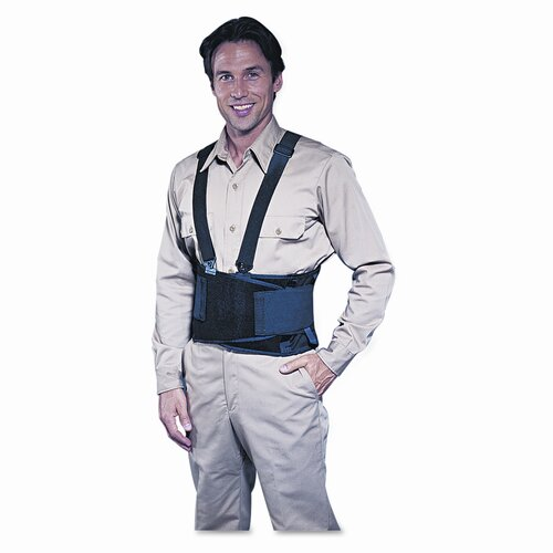 Safco Products Company Impact Standard Small Back Support Belt