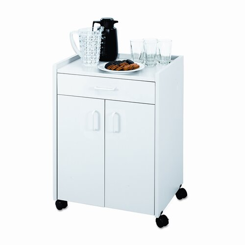 "Safco Products Company 31"" Mobile Refreshment Center"
