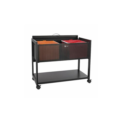 """Safco Products Company 27"""" Locking Top Mobile Tub File"""