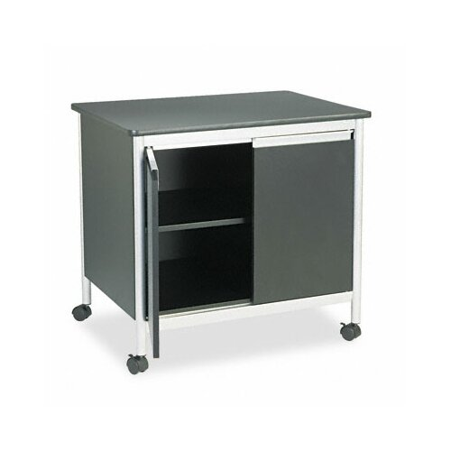 "Safco Products Company Safco Deluxe Steel Machine Stand 32"" Credenza"