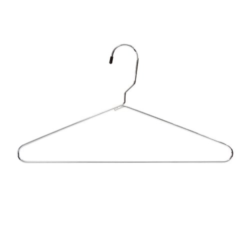 Safco Products Company Metal Heavy Duty Hangers in Chrome