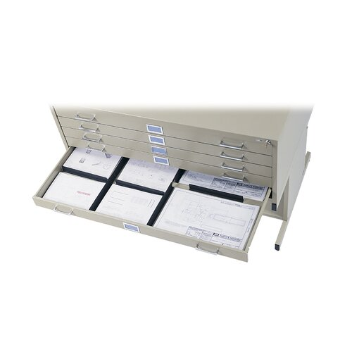 Drawer Dividers in Black