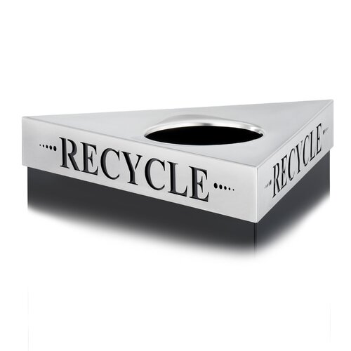 Safco Products Company Trifecta Waste Waste Receptacle Lid