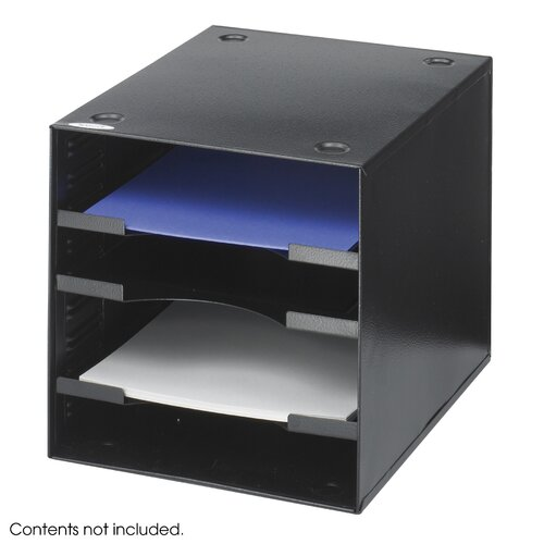 Safco Products Company Steel Desktop Sorter