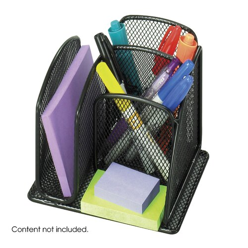 Safco Products Company Onyx Mini Organizer