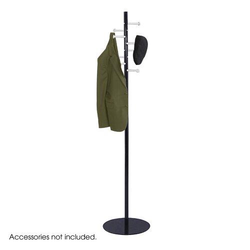 Safco Products Company Spiral Nailhead Coat Rack