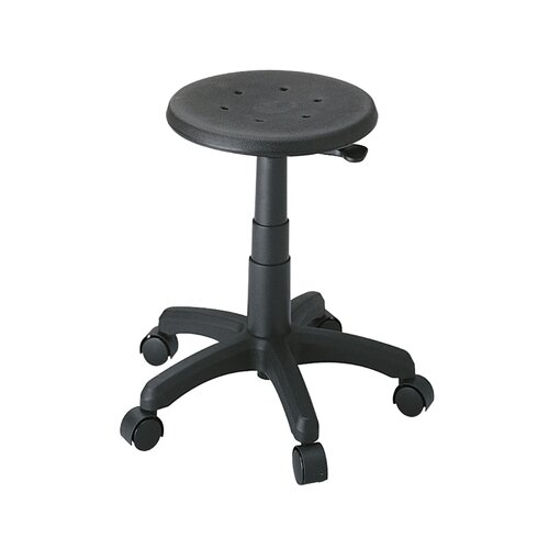 Office Stool with Casters