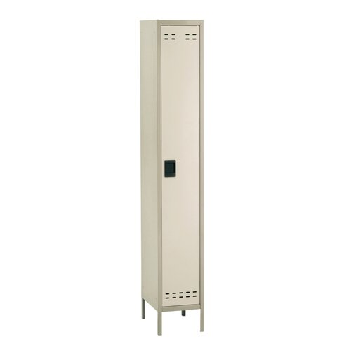 Safco Products Company 1 Tier 1 Wide Contemporary Lockers