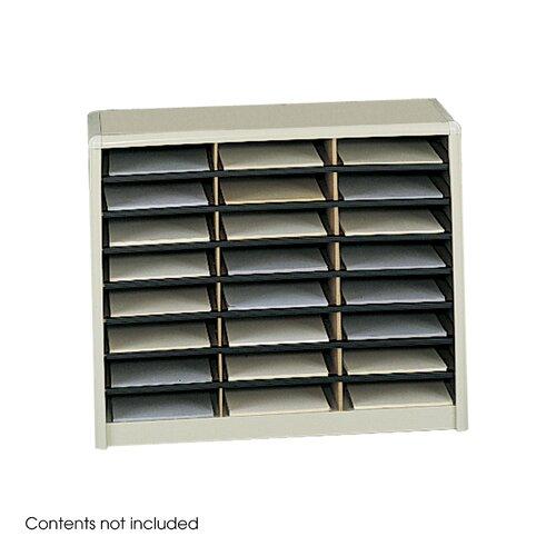 Safco Products Company Value Sorter Organizer (24 Compartments)