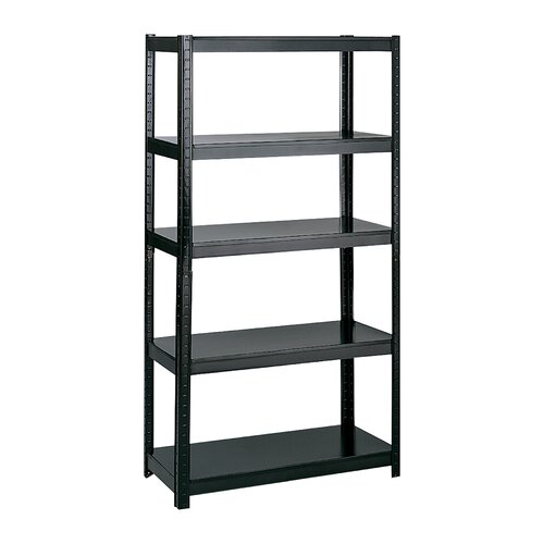 "Safco Products Company Boltless 72"" H 5 Shelf Shelving Unit Starter"
