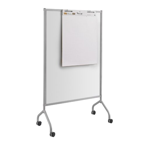Safco Products Company Impromptu Full Collaboration Screen 6' x 3.5' Whiteboard