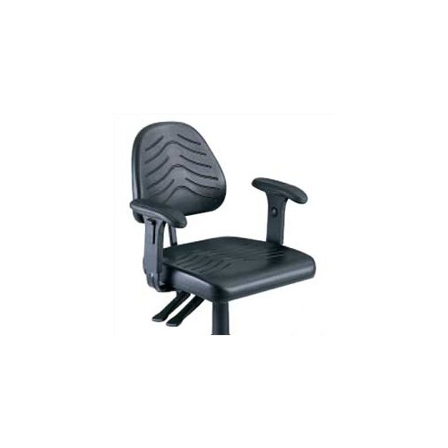 Safco Products Company TaskMaster Adjustable T-Pad Armrests