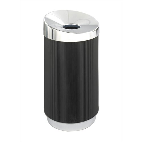 Safco Products Company At-Your-Disposal Vertex Round Receptacle