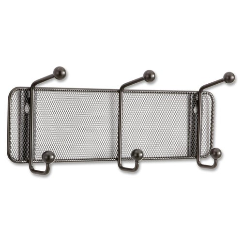 Safco Products Company Onyx Wall Rack