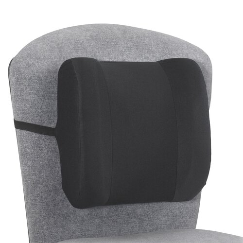 Safco Products Company Remedase High Profile Back Rest with Strap