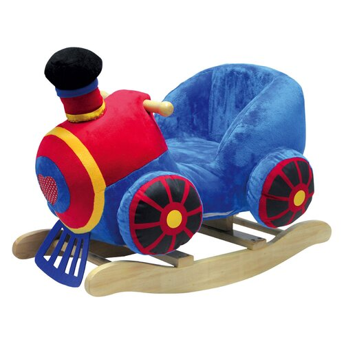 Charm Co. Train Rocker