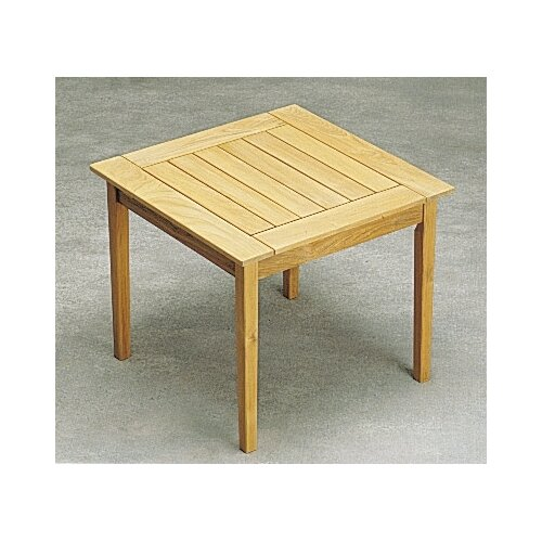 Skagerak Denmark Teak Square Drachmann Bistro Table