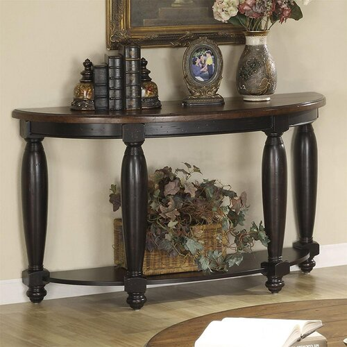 Delcastle Demilune Console Table