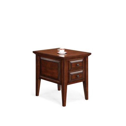 Riverside Furniture Hilborne End Table