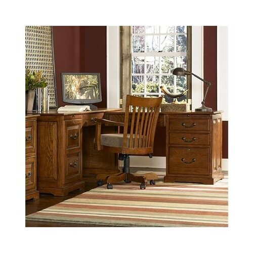 Riverside Furniture Seville Square Mid-Back Office Chair
