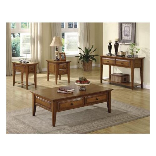 Riverside Furniture Oak Ridge Coffee Table