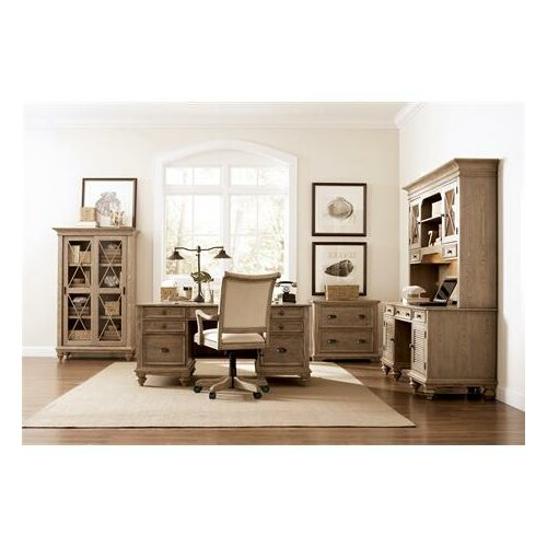 Riverside Furniture Coventry Standard Desk Office Suite