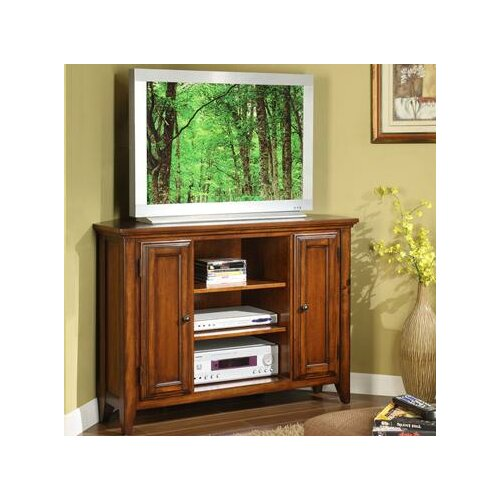 "Riverside Furniture Hilborne 44"" Corner TV Stand"
