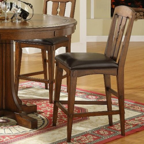 "Riverside Furniture Craftsman Home 26"" Bar Stool"