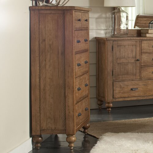 Riverside Furniture Summerhill 6 Drawer Chest