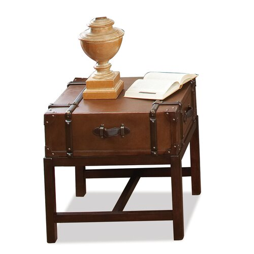 Riverside Furniture Latitudes Suitcase End Table