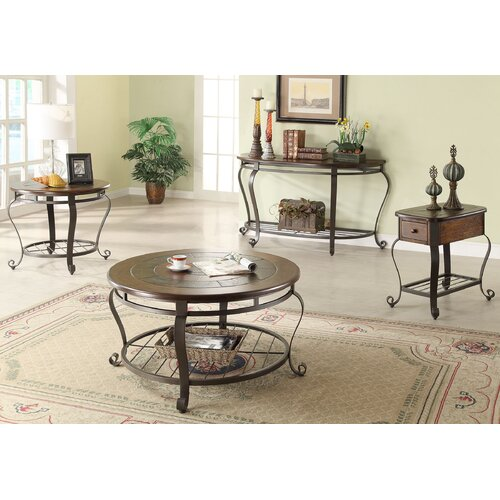 Riverside Furniture Eastview Console Table