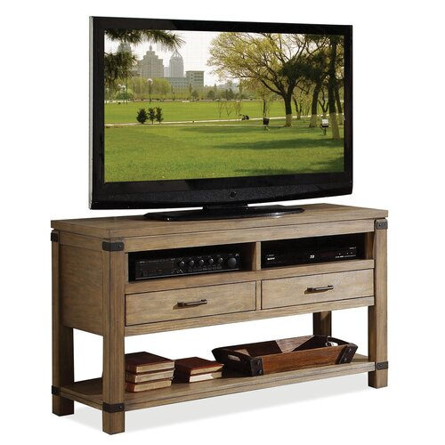 "Riverside Furniture Bay Cliff 48"" TV Stand"