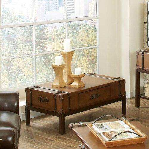 Riverside Furniture Latitudes Suitcase Coffee Table