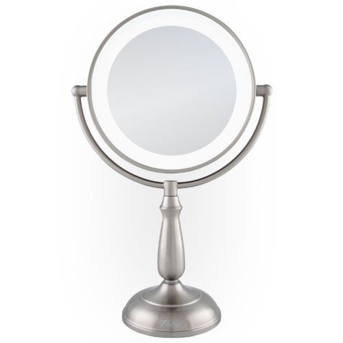 Dimmable Touch Ultra Bright Dual-Sided LED Lighted Vanity Mirror