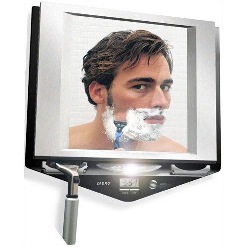 Zadro Z'Fogless Lighted Shaving Mirror