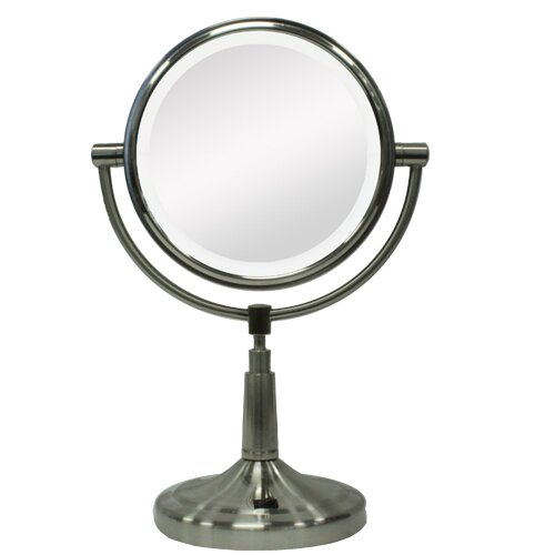 Led Lights For Vanity Mirror : Zadro Vanity Mirror with LED Surround Light & Reviews Wayfair