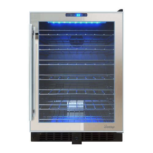 54 Bottle Wine Refrigerator