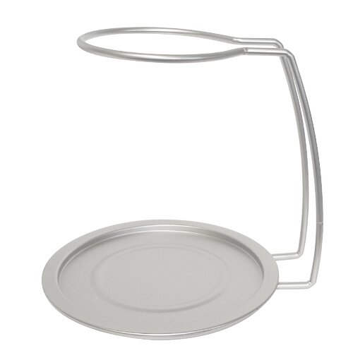 Vinotemp Epicureanist Decanter Drying Rack and Tray