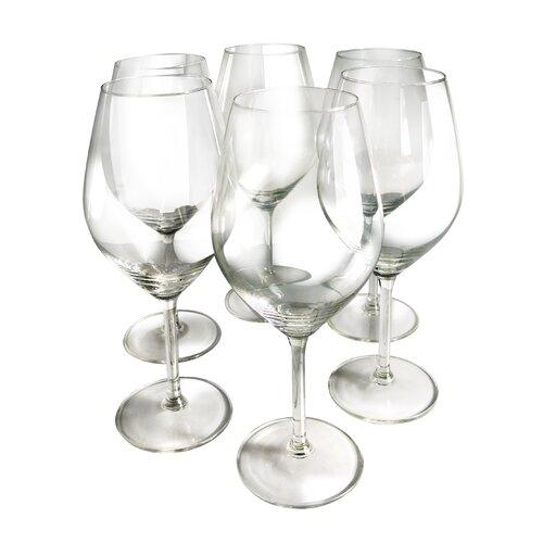 Vinotemp White Wine Glass