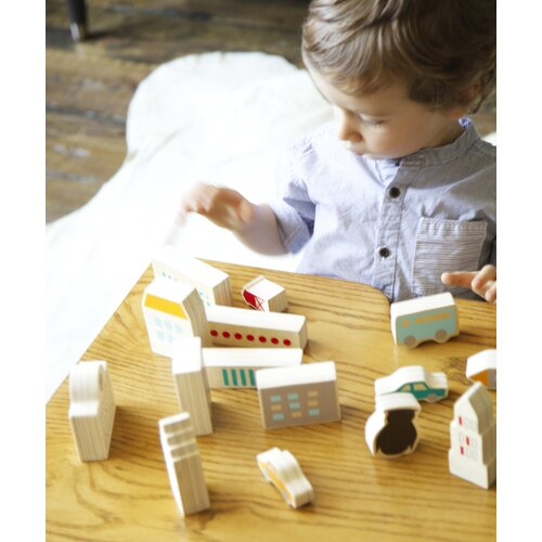 DwellStudio Skyline Creative Play Set