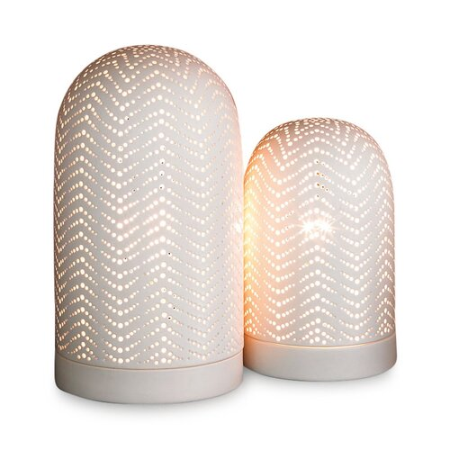 DwellStudio Large Dome Ceramic Lamp