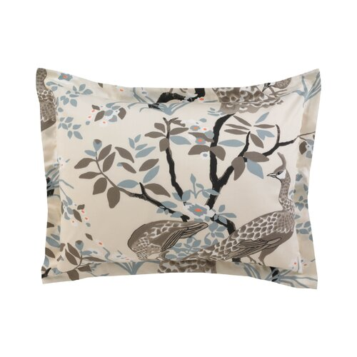 DwellStudio Peacock Dove Sham (Set of 2)