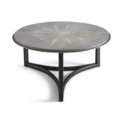 DwellStudio Milo Shagreen Coffee Table