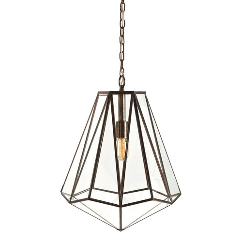 DwellStudio Edmond 1 Light Foyer Pendant