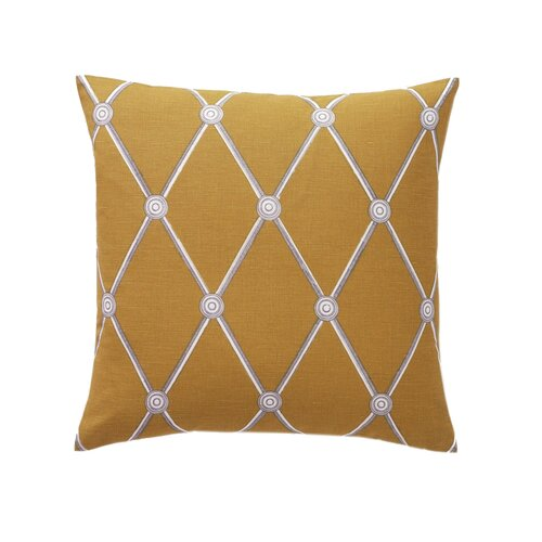 DwellStudio Hadley Mustard Pillow